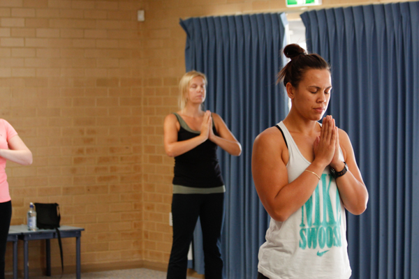 Swan Valley yoga classes